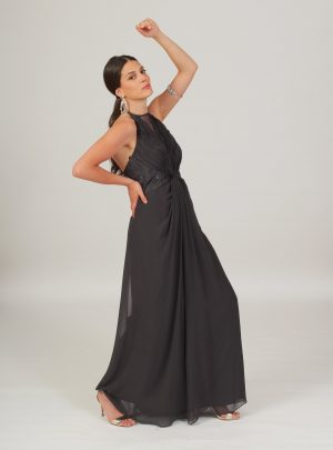 Basalt Halter Dress